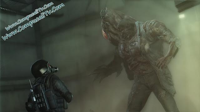 Capturas Propias Resident Evil Operation Raccoon City PC