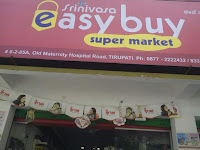 srinivasa easy buy super market tirupati