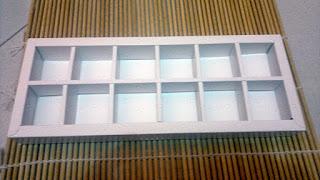 Kotak | Box coklat isi 12 (6x2)