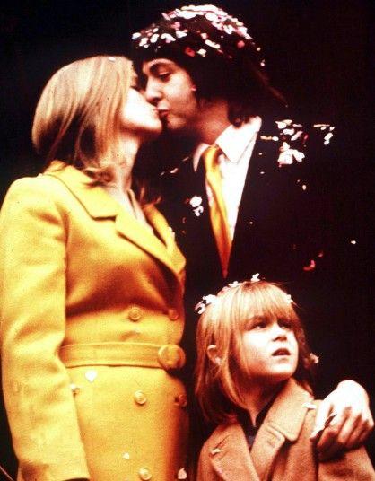 Paul & Linda  Married 1969