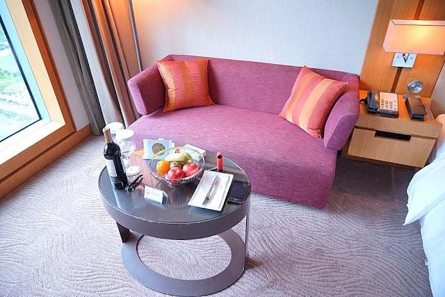 DSC01180 - 精銳VIP採訪│台中五星級酒店就在七期日月千禧酒店,氣派舒適,商務人士出差首選