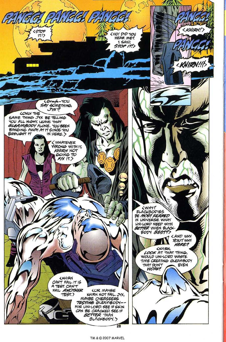 Read online Silver Surfer (1987) comic -  Issue #112 - 30