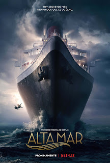 Alta Mar, Netflix