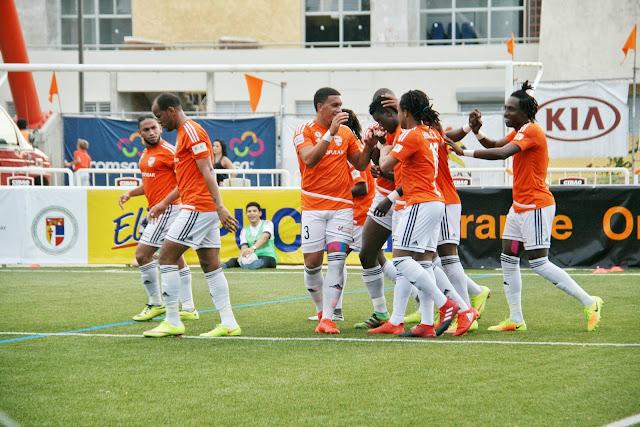 Cibao FC supera a Bauger FC dos goles por uno