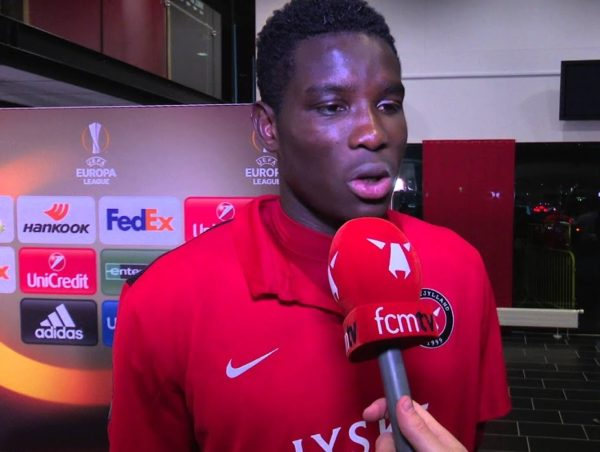 Paul Ebere Onuachu- scores for Nigeria on debut and it was one of the fastest goals ever