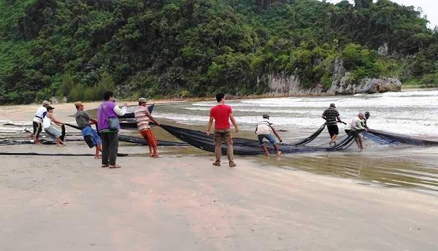 Pasi jantang Lhoong, Aceh besar