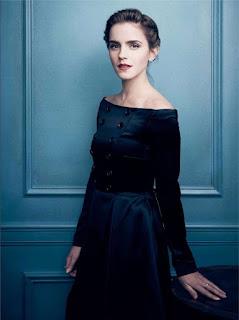 Emma Watson Royal Look