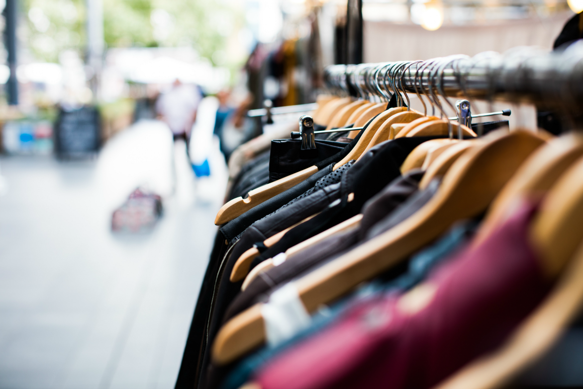 why you should shop at a community thrift shop