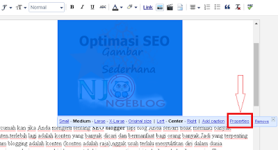 Optimasi SEO Gambar Sederhana