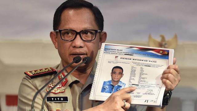 Dahniel Anzar : Pak Jokowi! Ganjil Tidak, Sketsa Wajah Pelaku Penganiayaan Novel Dibuat Setelah 100 Hari Kejadian?