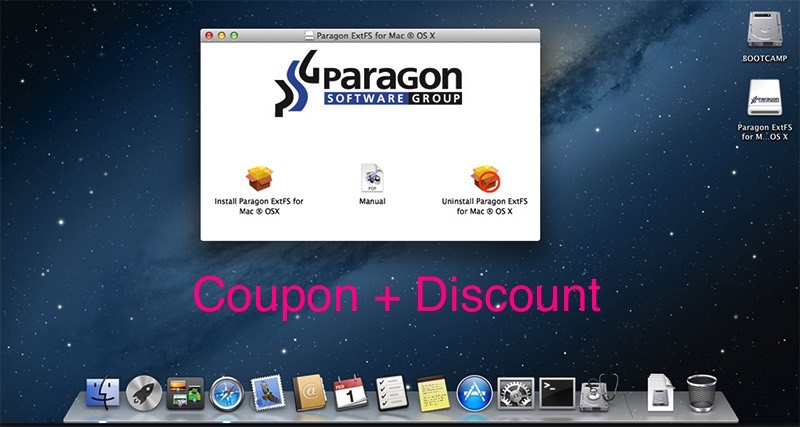 paragon ntfs coupon