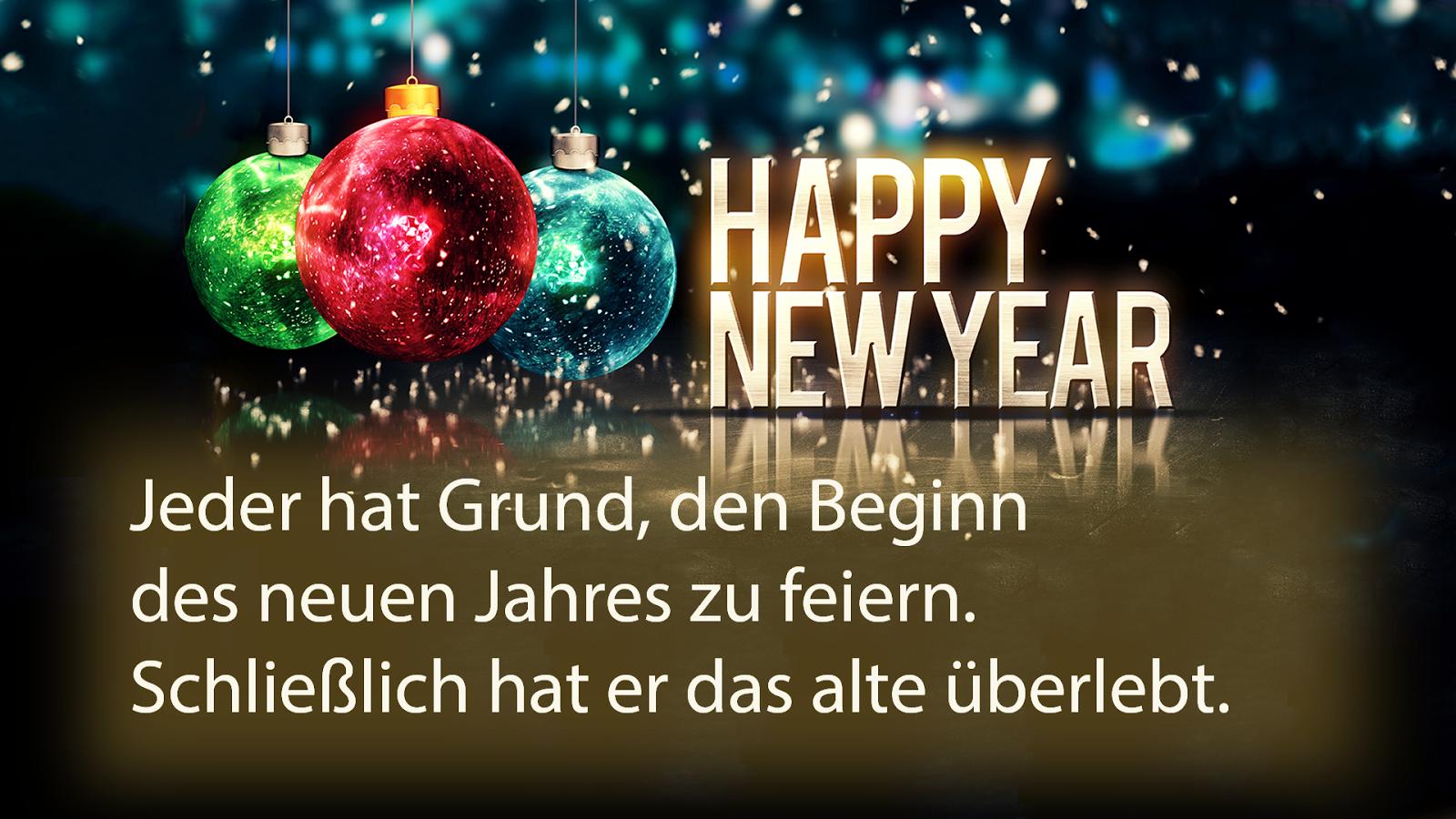 Neujahrswünsche 2018 Whatsapp Bilder
