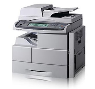 N printer should supervene upon amongst me a getting onetime combination of HP Laserjet  Samsung SCX-6345N Driver Download