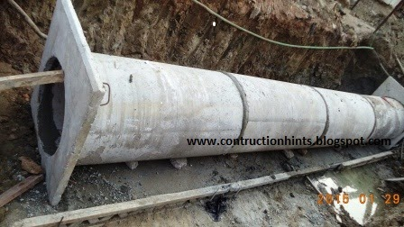 Construction Hints: Ring / Pipe Culverts Construction procedure
