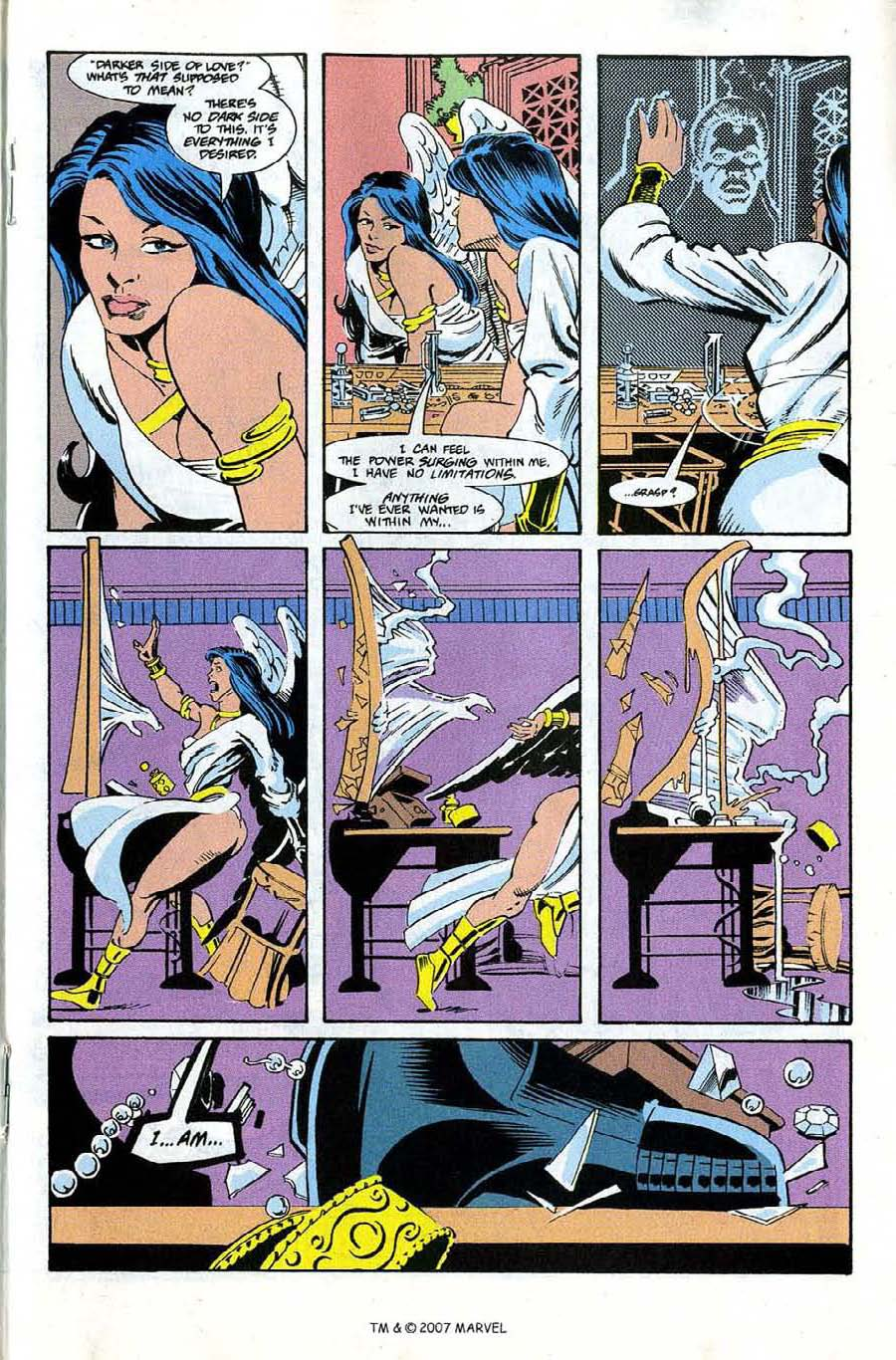 Silver Surfer (1987) issue 66 - Page 19
