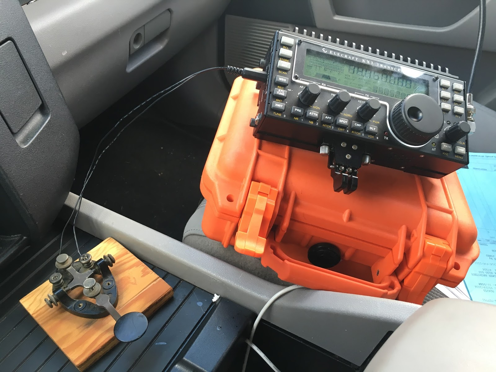 N0HYD - QRP & Portable Adventures!: Portable Ops 18/45: 20 Meters