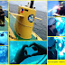 Travel - Cebu's Yellow Submarine