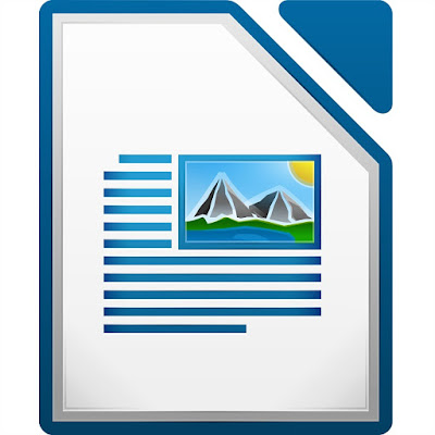 Icono de LibreOffice Writer