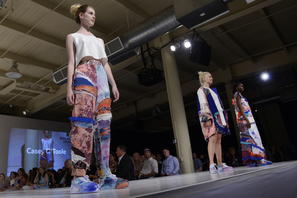 Textile Design Philadelphia University April 2016