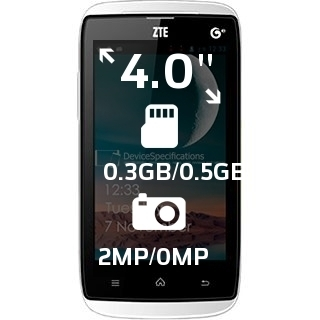 Firmware ZTE U809 Tested Free Download