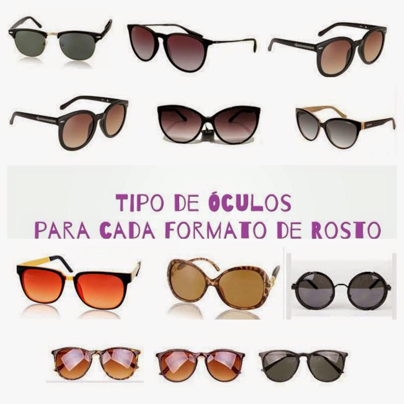 FiaMia  👓Tipos de Óculos para Cada Formato de Rosto👓 d4fb964718