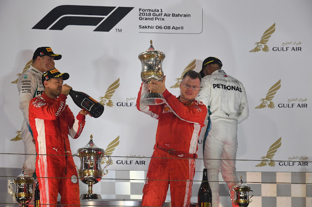 2018 Bahrain F1 GP