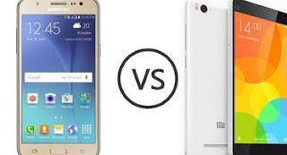 Inilah Perbedaan Kualitas Xiaomi vs Samsung