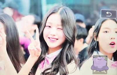 프듀48 지금 가장 반응 좋은 윙크녀 무보정.gif | 인스티즈