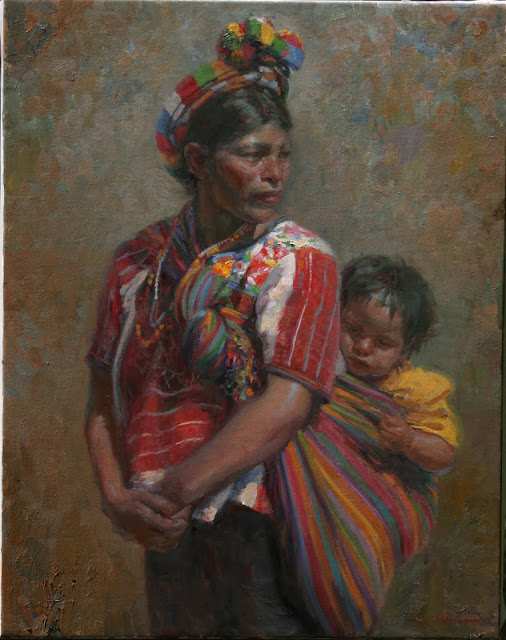 Gorgeous Paintings By William J. Kalwick, Jr.
