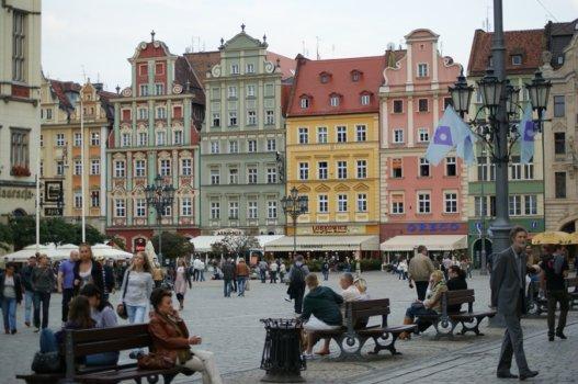 Za co kocham Wrocław?