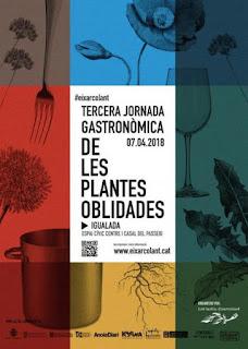 #Gastroplans pel cap de setmana del 7 i 8 d'abril