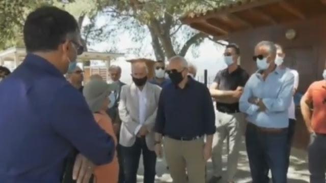 Τον αρχαιολογικό χώρο των Μυκηνών επισκεφθηκε αντιπροσωπεία του ΣΥΡΙΖΑ