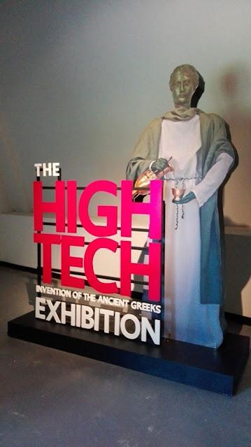 Εκατομμύρια Ασιάτες στην έκθεση αρχαίας ελληνικής τεχνολογίας του Μουσείου Κοτσανά
