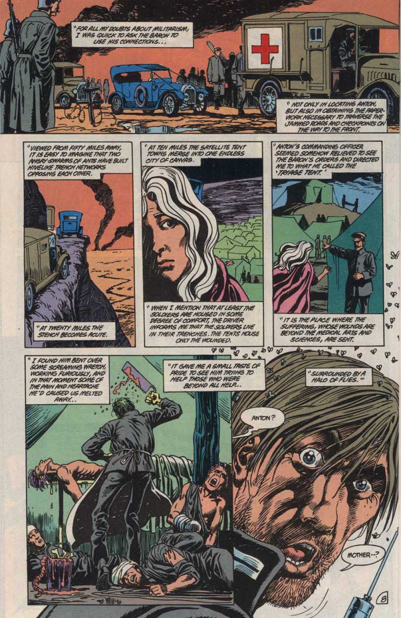 Swamp Thing (1982) Issue #83 #91 - English 8