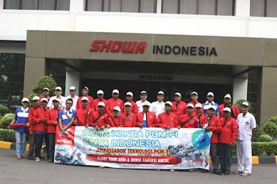 Lowongan Kerja Jobs : Operator Produksi Min SMA SMK D3 S1 PT Showa Indonesia Manufacturing