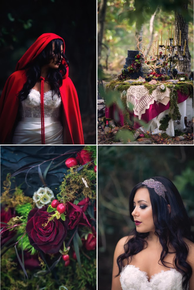 Little Red Riding Hood Marries The Wolf Belle The Magazine