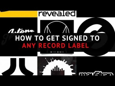 get signed to a label