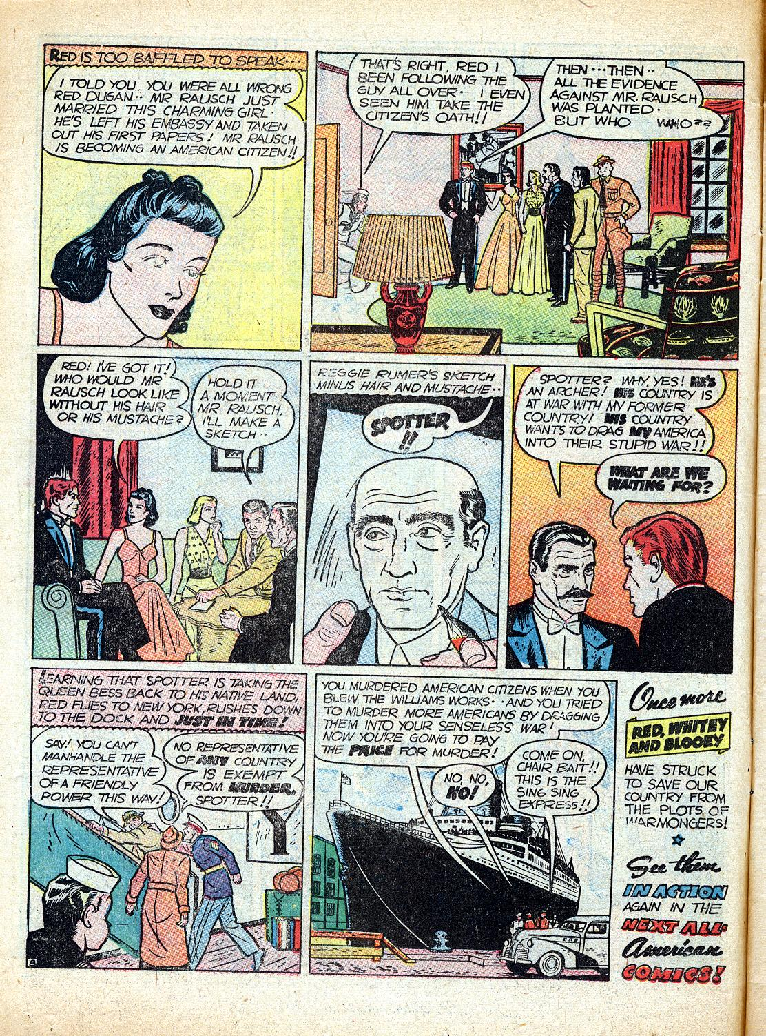 Read online All-American Comics (1939) comic -  Issue #12 - 10