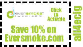 EverSmoke E-cigarette Coupon Code