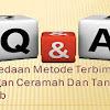 Perbedaan Metode Terbimbing Dengan Ceramah Dan Tanya Jawab