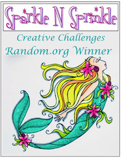 Sparcle and Sprinkle Creative Challenge