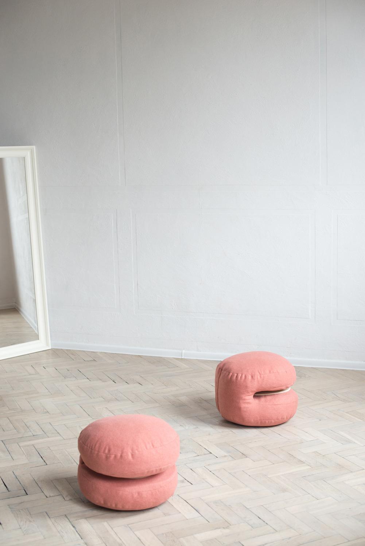 Pufy od fotela