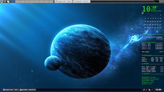 Pekwm ambiente gráfico leve