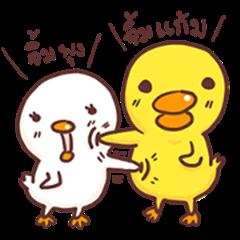 Cutie baby duck2