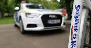 Újabb határsértőket fogtak el a rendőrök