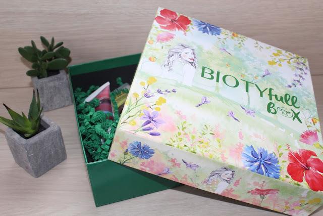 Biotyfull Box d'Avril 2019 - 100% COSMEBIO
