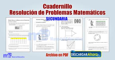 Resolución de Problemas Matemáticos secundaria