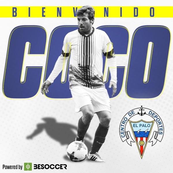 Oficial: El CD El Palo ficha a Coco