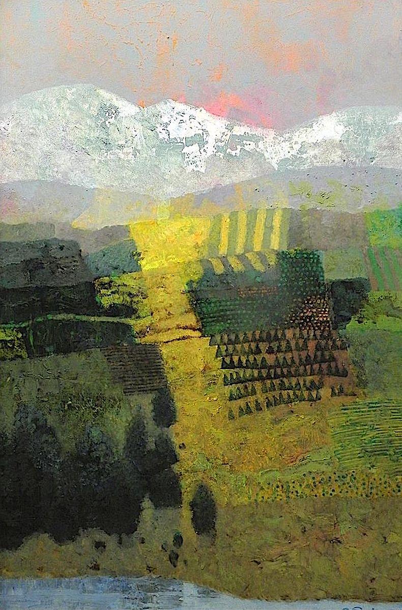 a Mark English landscape