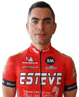 Ruben Menchero Ciclista
